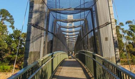 Mount Kuring-Gai Bridge