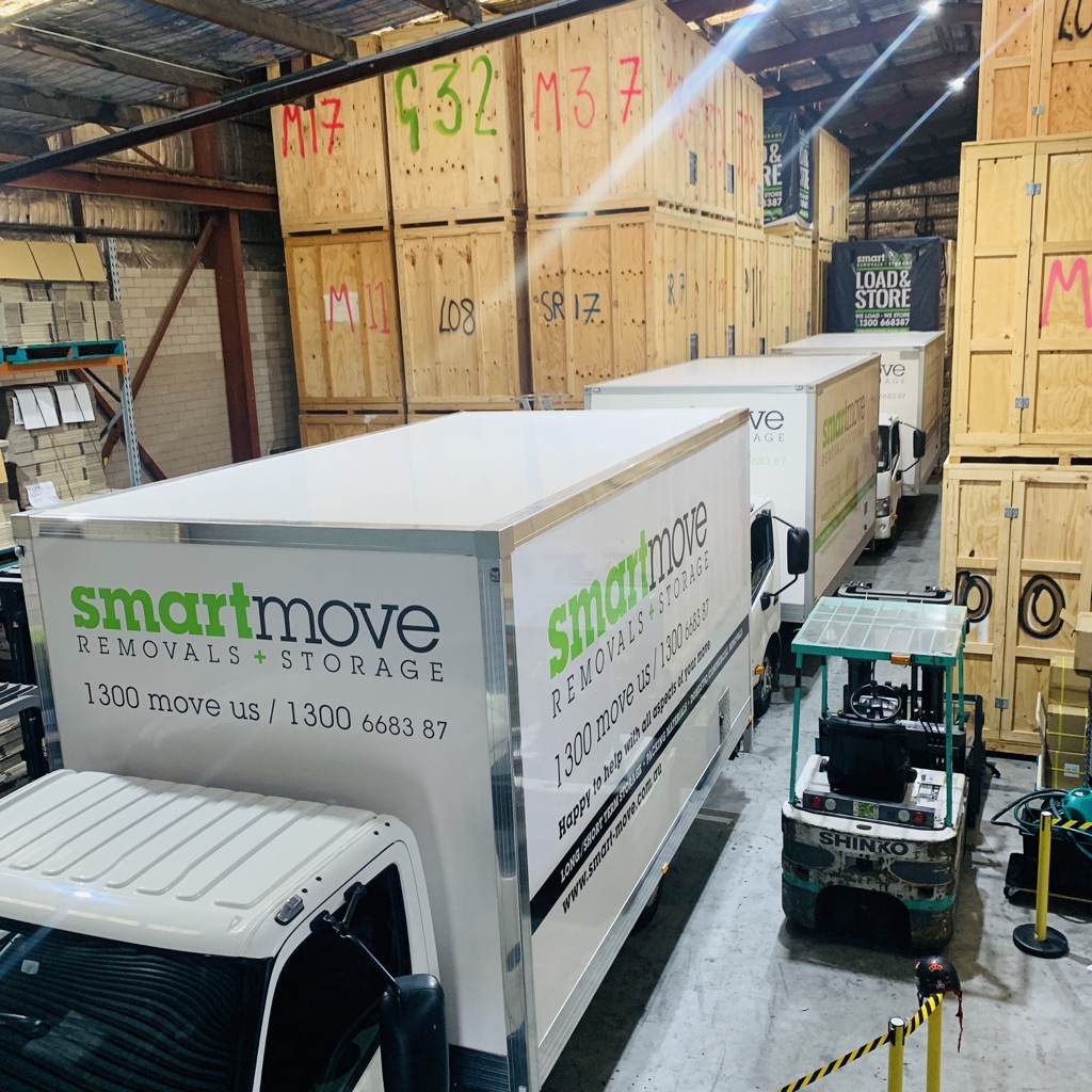 SmartMove Warehouse