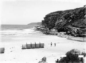 Freshwater Beach History